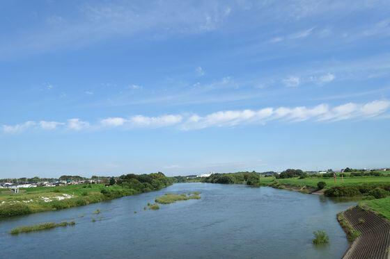 豊水橋 常総市