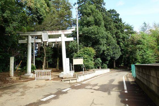 諏訪神社 常総市