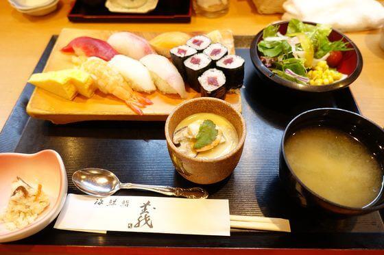 東村山駅 寿司