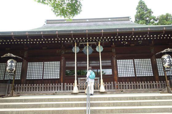本土寺 本堂