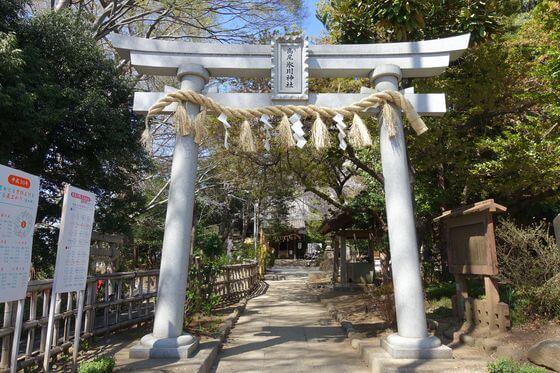 北本氷川神社