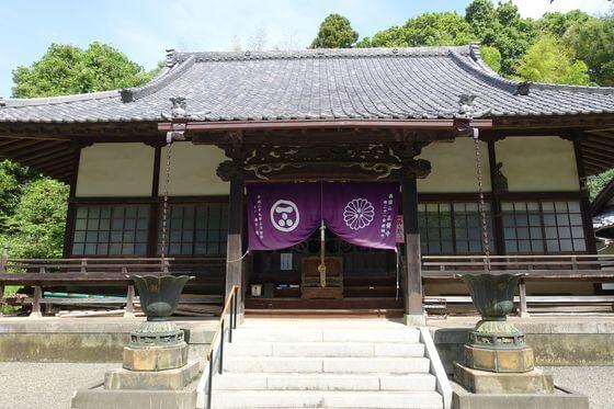 正覚寺 本堂