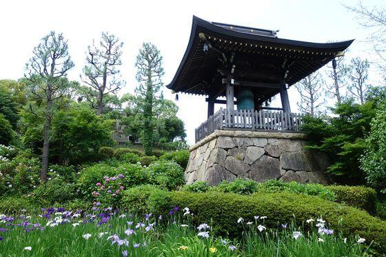正覚寺 鐘楼堂