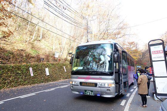 白糸の滝 軽井沢 アクセス