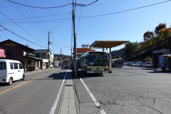 富士急山梨バス 大月営業所