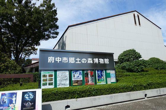 是政駅 郷土の森博物館