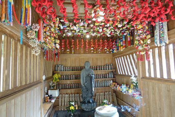 長安寺 箱根 子守り地蔵堂