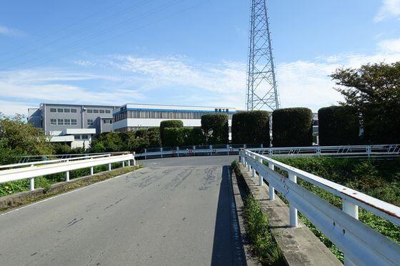 西今井橋 早川