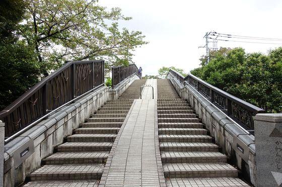 東綾瀬公園 河内橋