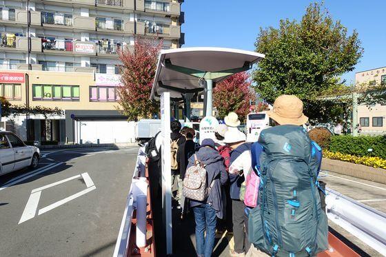 西沢渓谷 バス 混雑