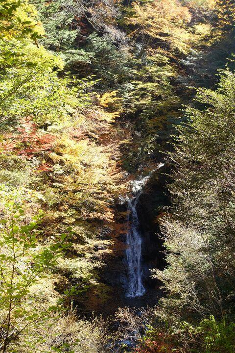 大久保の滝 西沢渓谷