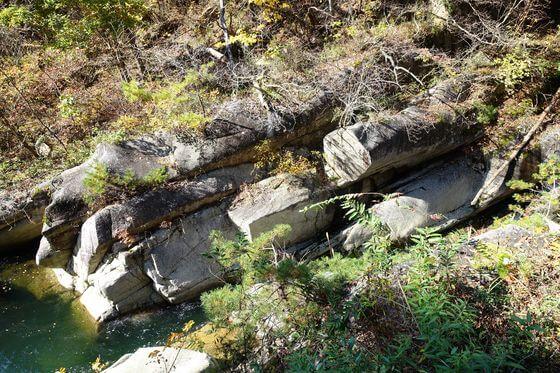 大砲岩 昇仙峡