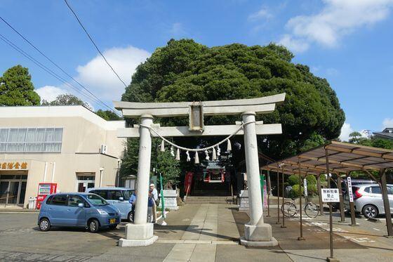 金ケ作熊野神社