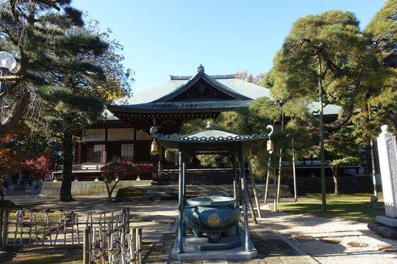 東漸寺 松戸 本堂