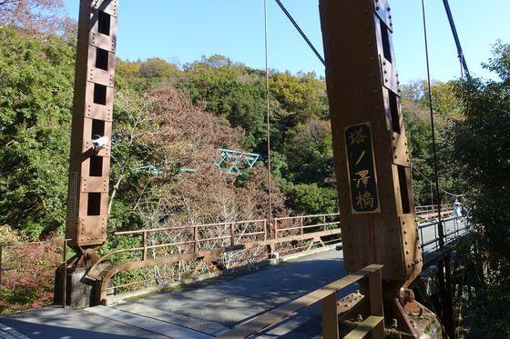 塔ノ澤橋 箱根