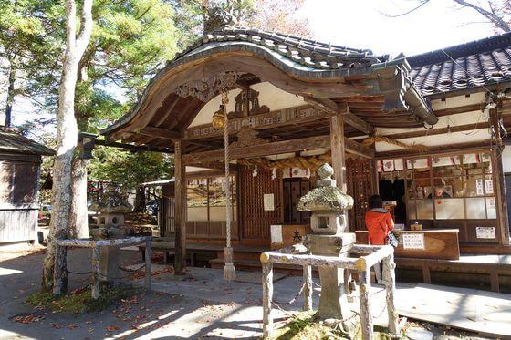 軽井沢諏訪神社