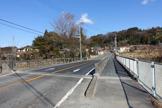 川端橋 西松井田