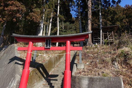 諏訪神社 西松井田
