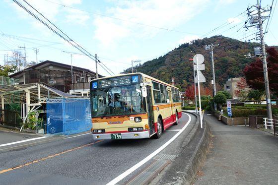 相模湖 バス