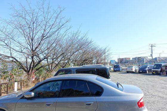 西方寺 横浜 駐車場