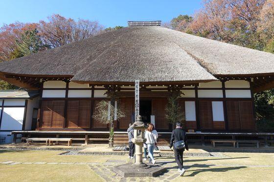 西方寺 横浜 本堂