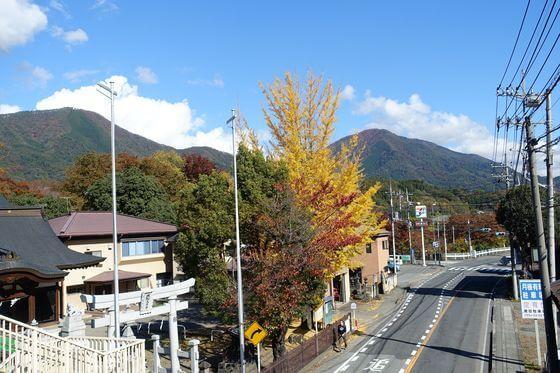 三嶋神社 猿橋