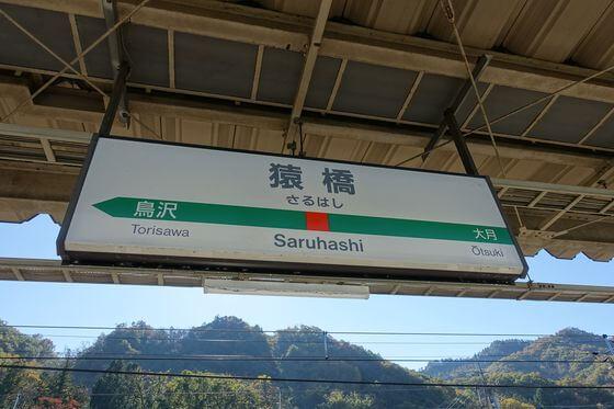 三嶋神社 猿橋 アクセス