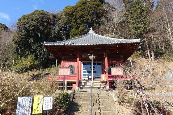 清水寺 栃木 観音堂