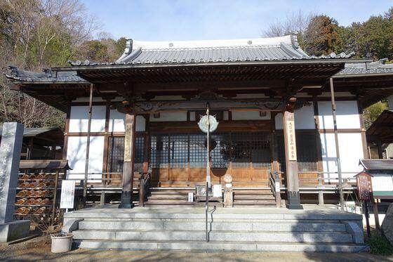 清水寺 栃木 本堂
