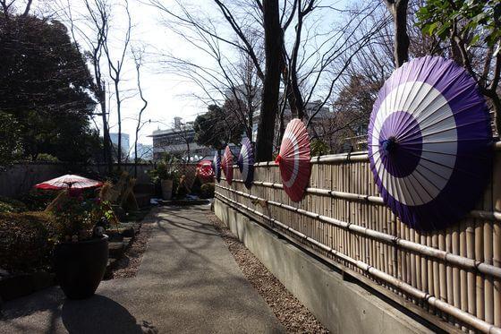 上野 牡丹園