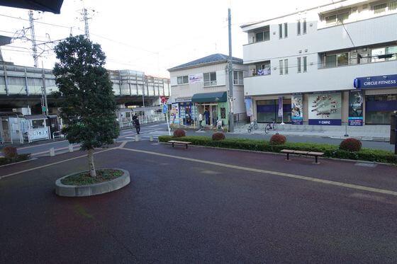 中浦和駅 東口