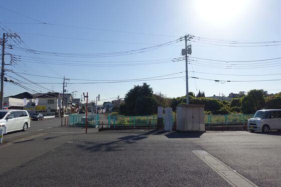 戸塚安行駅 1番出口