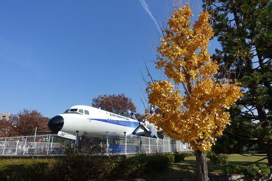 航空公園 ys11
