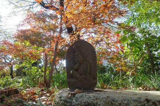 野仏の小径 興禅院