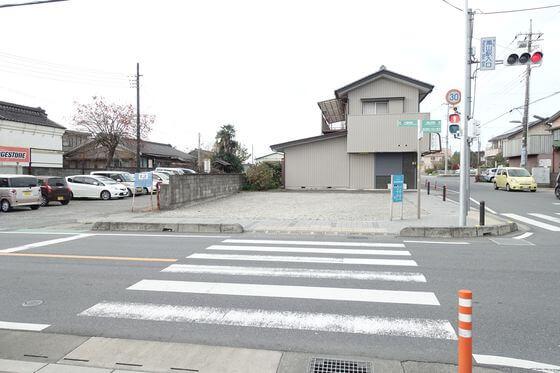 嵐山駅入口交差点