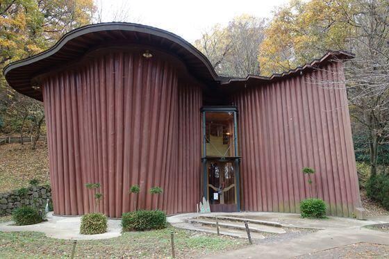 トーベヤンソンあけぼの公園 森の家