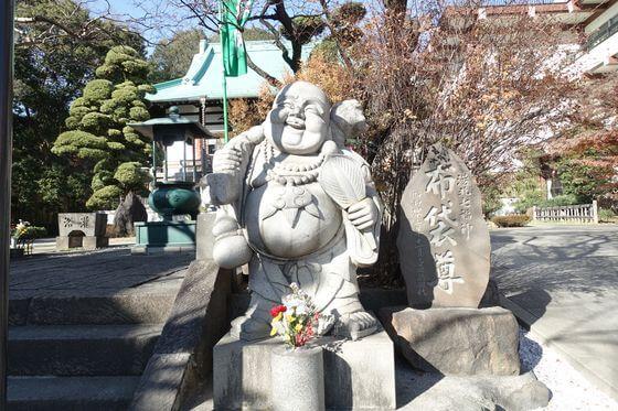 横浜七福神 布袋尊