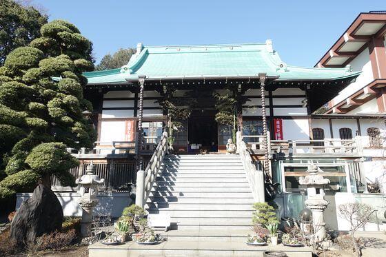 横浜七福神 東照寺