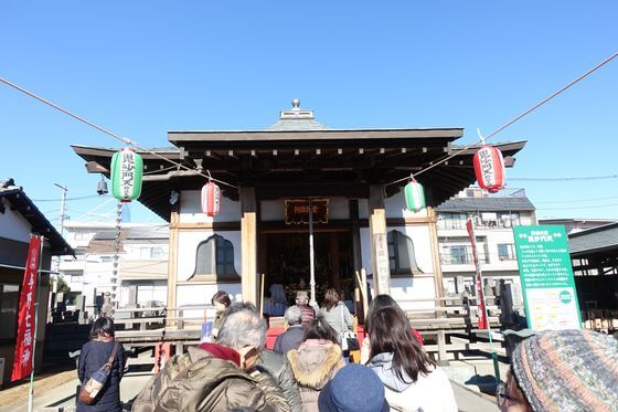 鈴谷大堂 仏堂