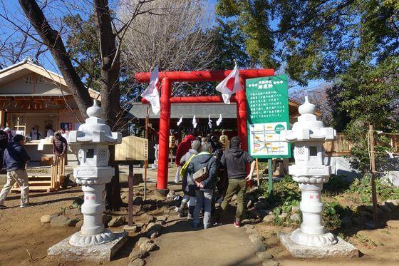 与野七福神 天祖神社