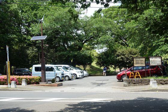 光綾公園 駐車場
