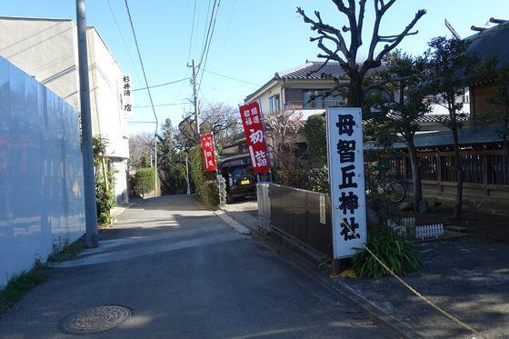 原町田七福神 母智丘神社