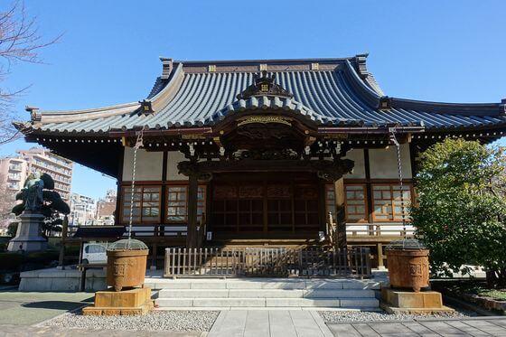 浄運寺 町田