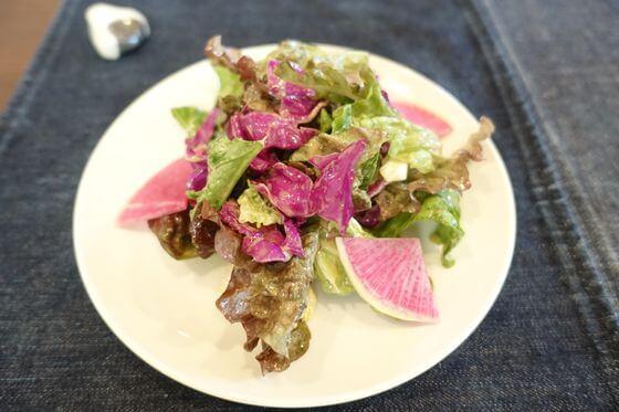 葉山食堂 サラダ