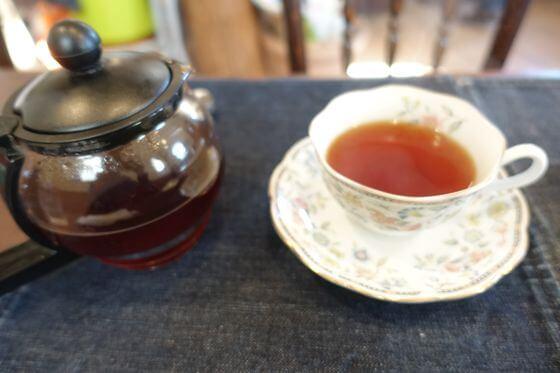 葉山食堂 紅茶