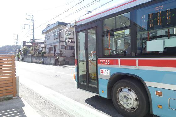 逗子 バス