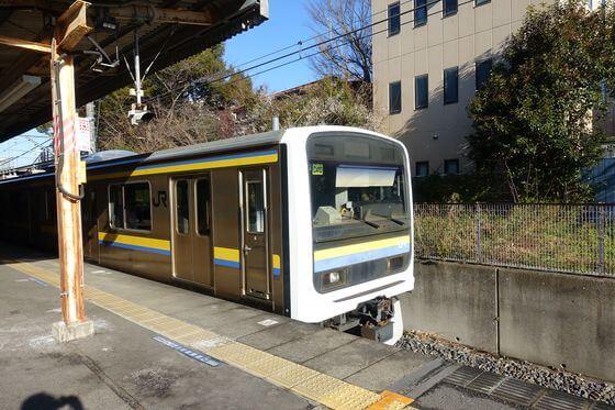 昭和の森 電車