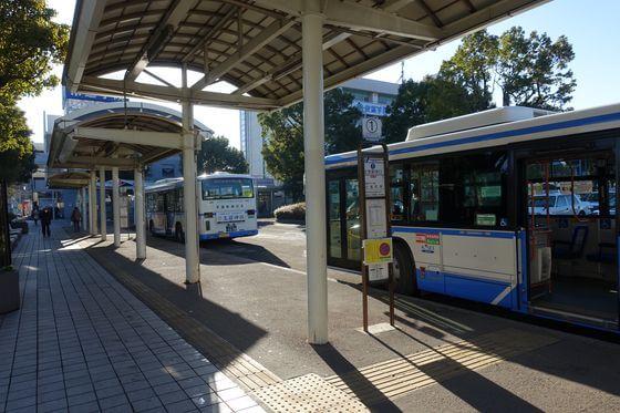 土気駅 南口 バス