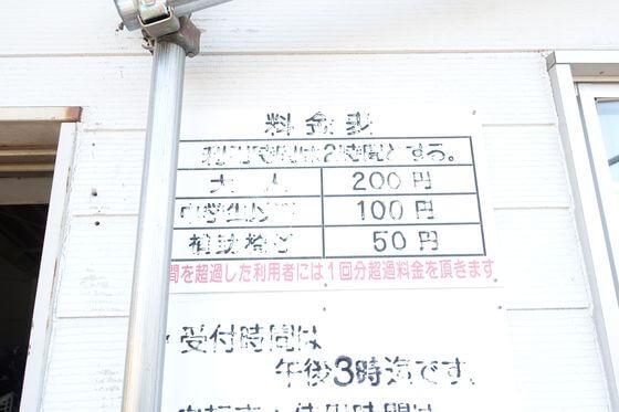 昭和の森 レンタサイクル 料金
