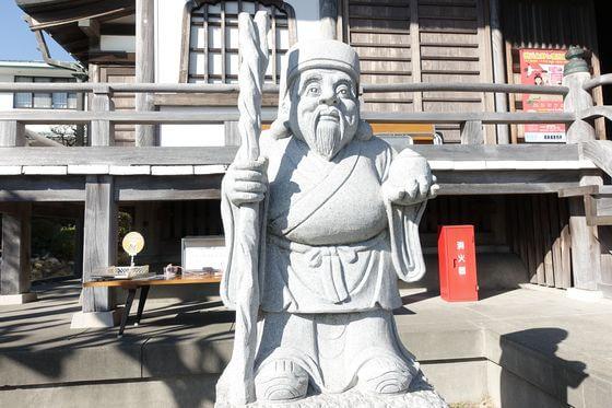横浜金沢七福神 寿老人